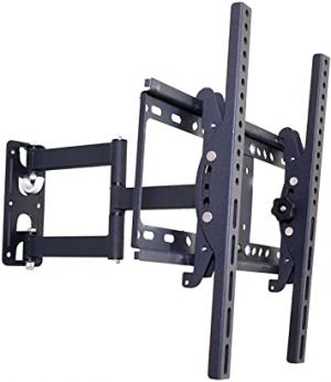 """TV LCD LED Wall Mount Stand 32 to 55"""" (32 40 42 46 52 55 inch) 180 Degree Rotatable"""