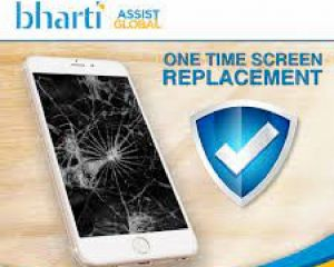 Bharti Assist  12 Months Screen Damage Protection for Mobile between Rs.5000 to Rs. 8000