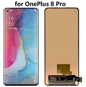"""Mobile Display Oneplus 8 Pro Lcd Screen With Touch Screen Combo, Screen Size: 6.78"""""""